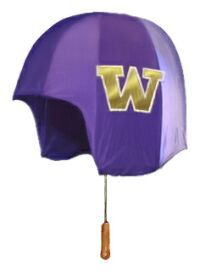 College State University Helmet Shaped Umbrella
